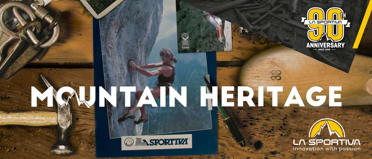 La Sportiva Heritage