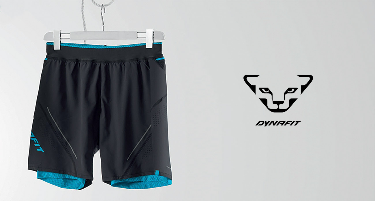 Dynafit Alpine Pro 2in1 short