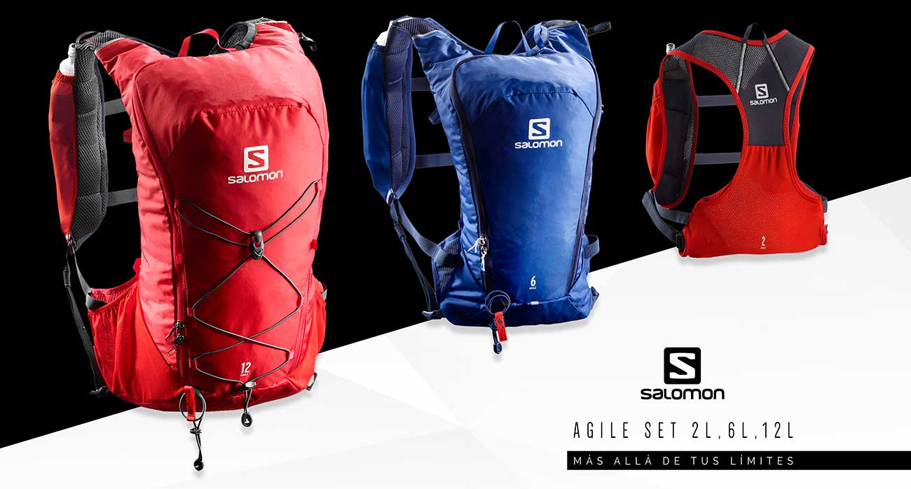 Salomon Agile Set. Kissthemountain