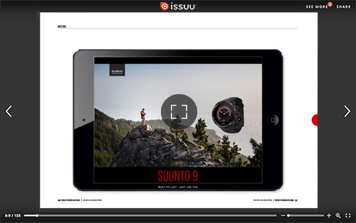 Suunto 9. Kissthemountain