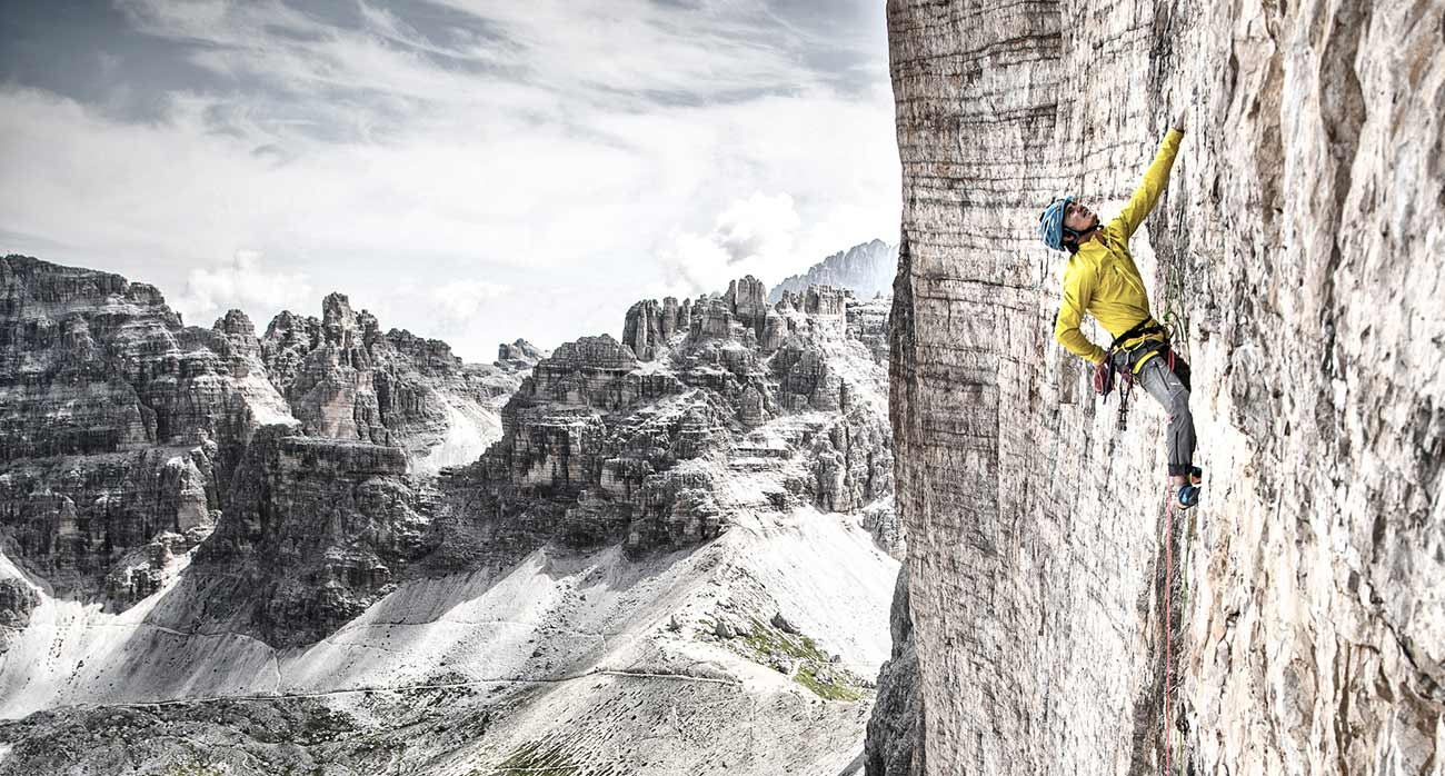 Salewa mountain projects, Simon Gietl