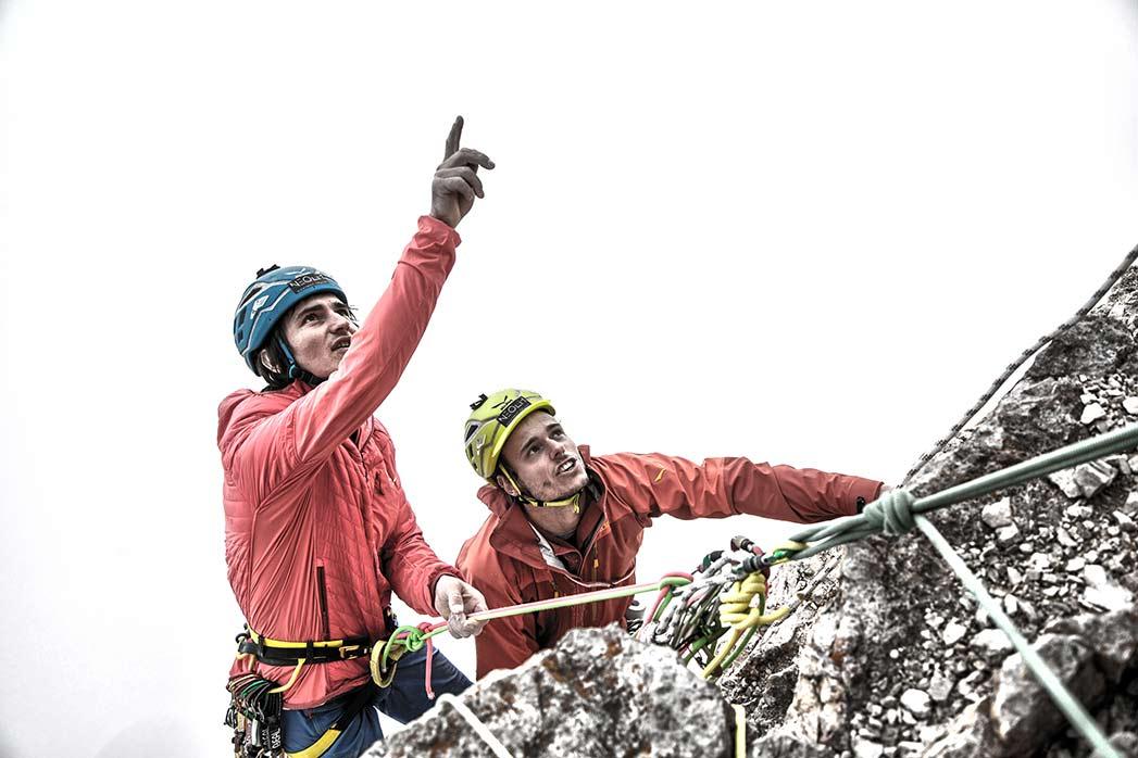 Salewa mountain projects, Simon Gietl