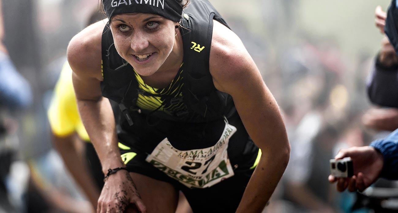 Ruth Croft. Scott Running