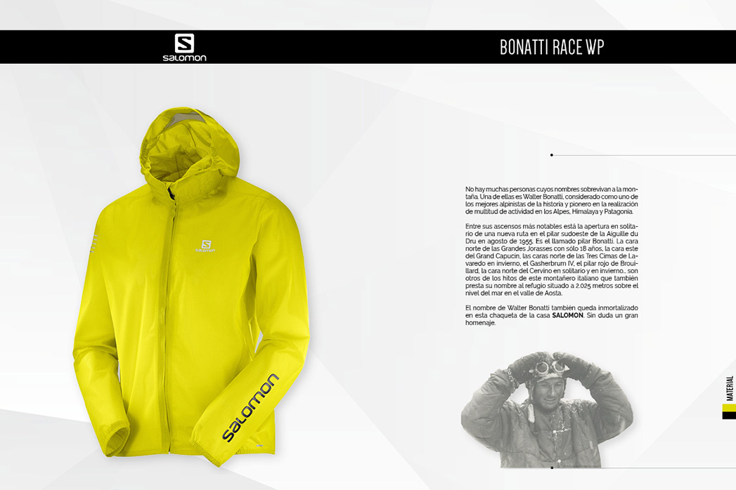 Salomon Bonatti Race WP