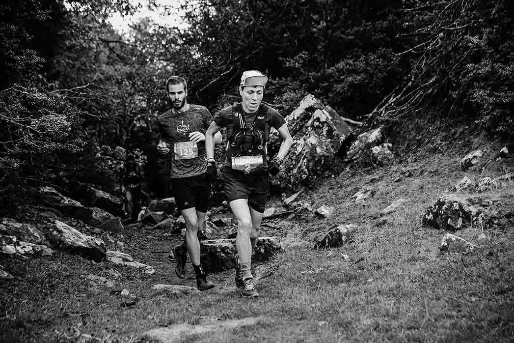 Juan Migueliz Leyre Trail
