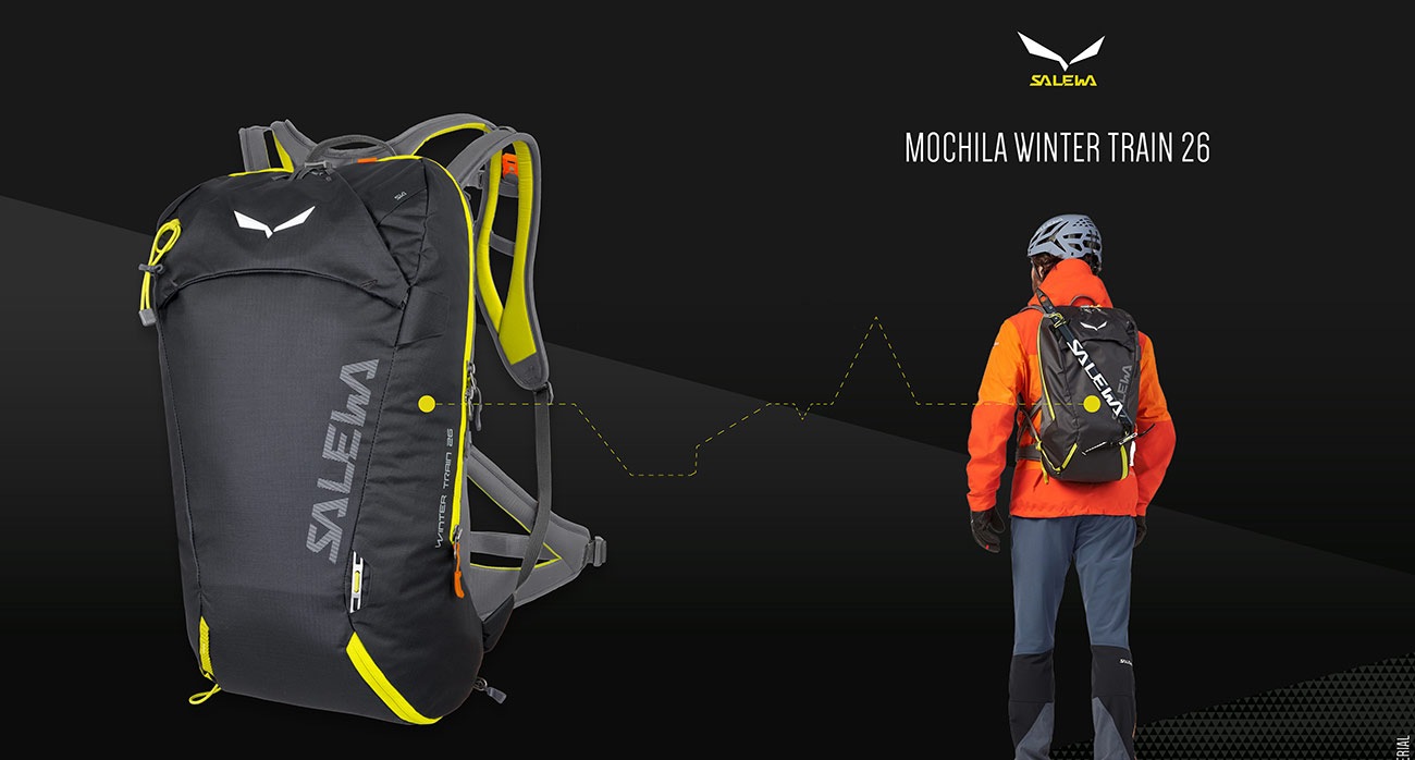 Salewa Winter Train 26