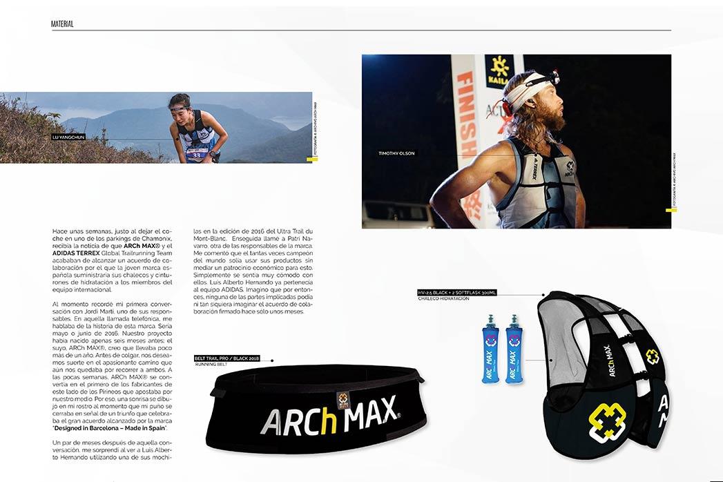 ARCh MAX - ADIDAS Terrex