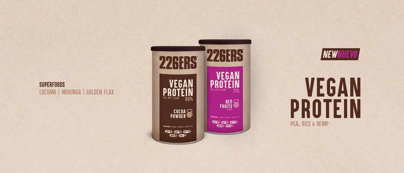 Vegan Protein, 226ers