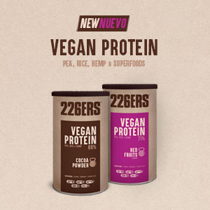 Vegan Protein. 226ers