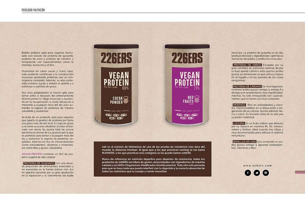 226ers Vegan Protein