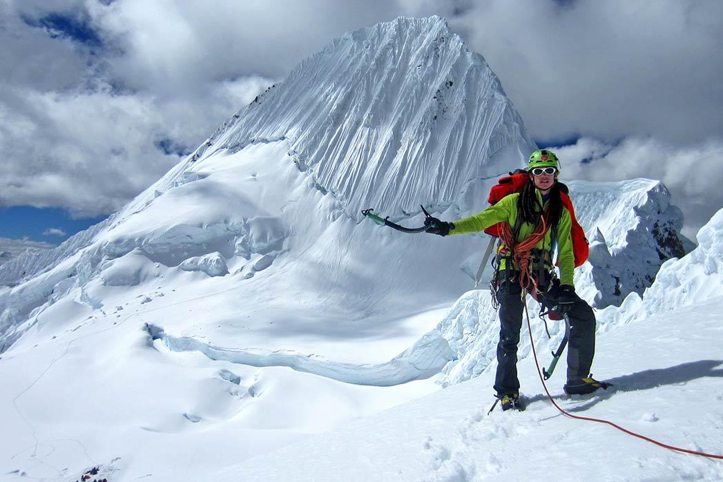 Álvaro Lafuente, La Sportiva Climbing Team