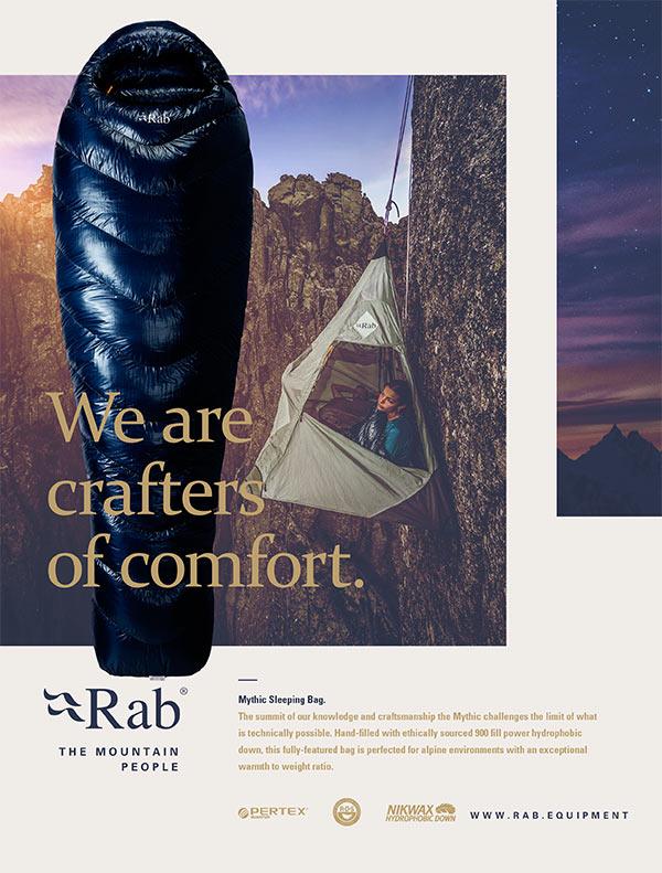 Rab, The Mountain People