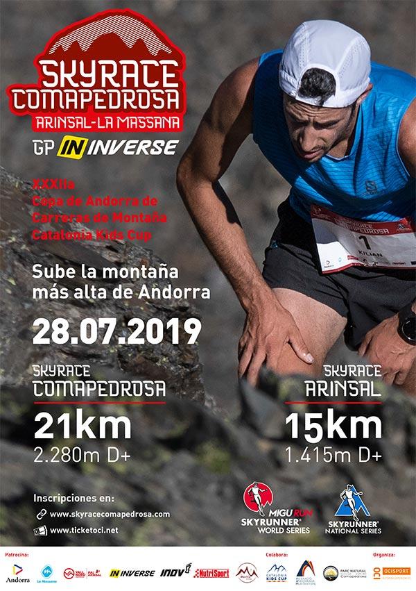 Skyrace Comapedrosa 2019