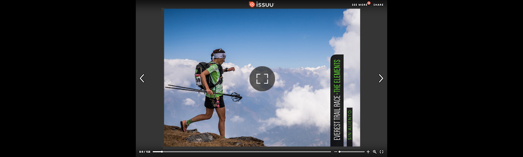 Everest Trail Race - The Elements