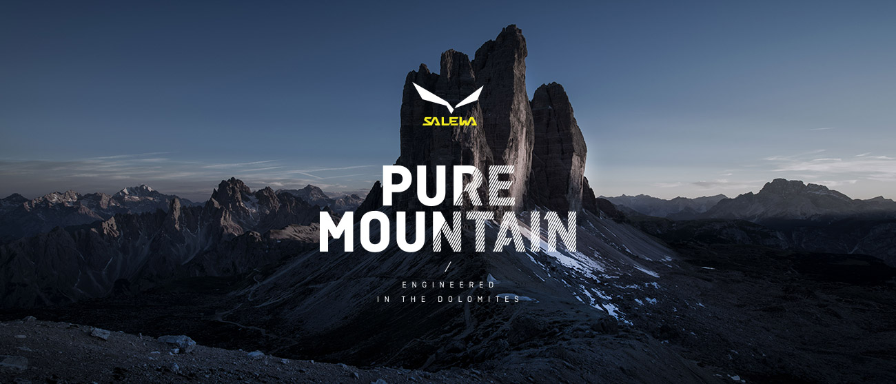 Salewa Kissthemountain