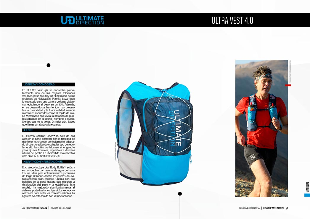 Ultimate Direction Ultra Vest 4