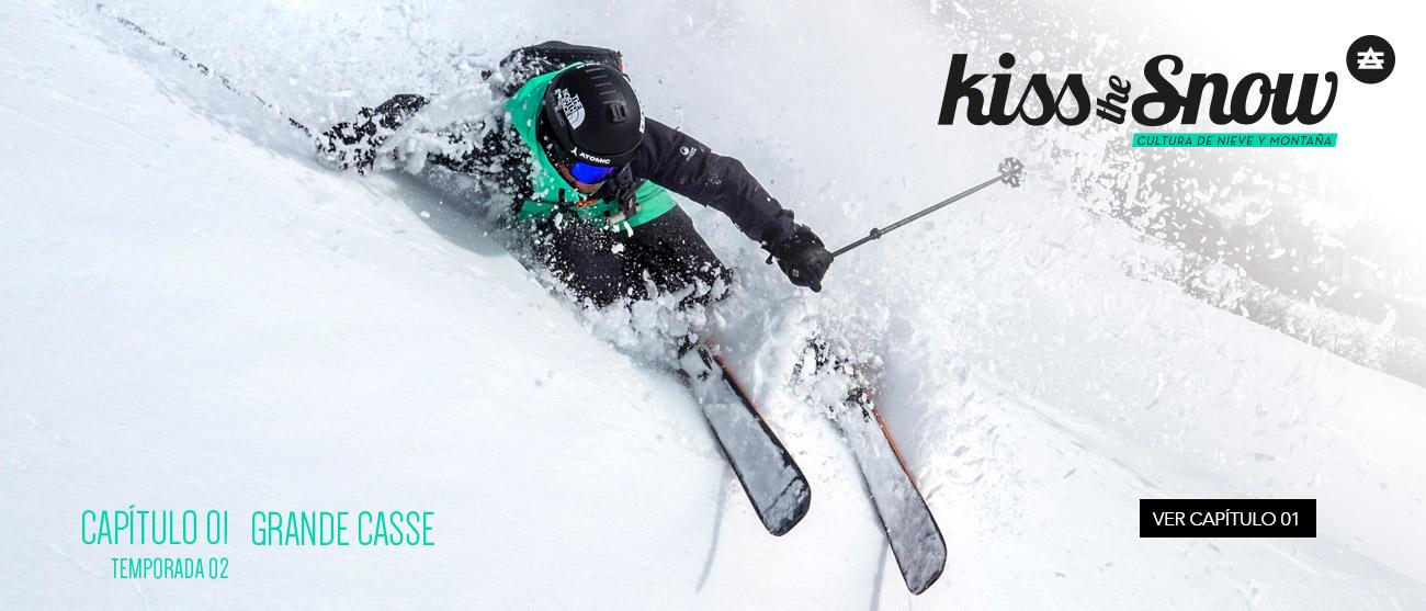 Kiss the Snow