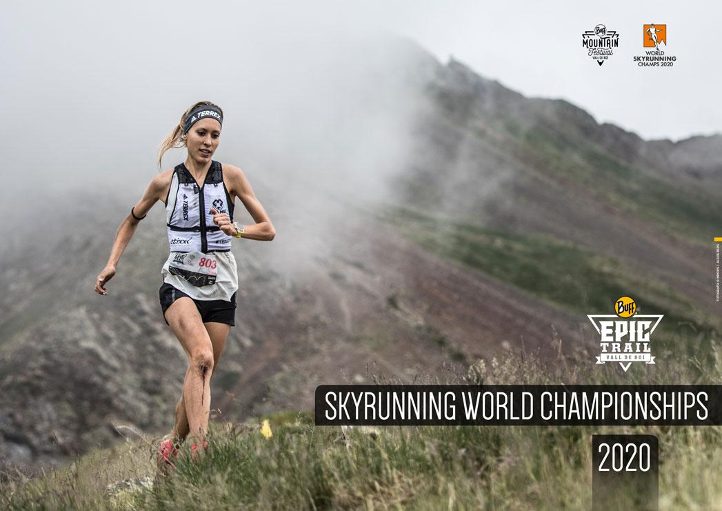 Buff Epic Trail. Skyrunning World Champs 2020 1