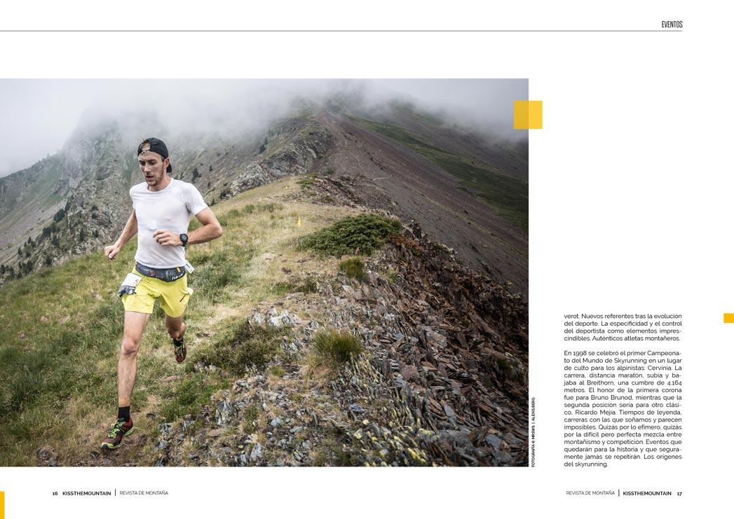 Buff Epic Trail. Skyrunning World Champs 2020 3