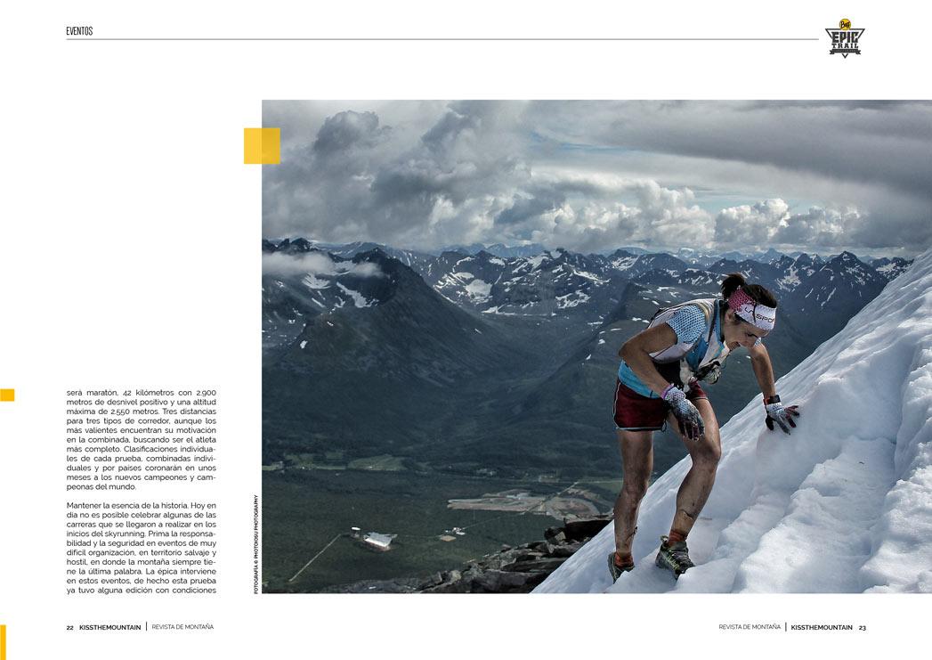 Buff Epic Trail. Skyrunning World Champs 2020 6