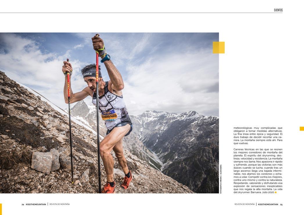 Buff Epic Trail. Skyrunning World Champs 2020 7