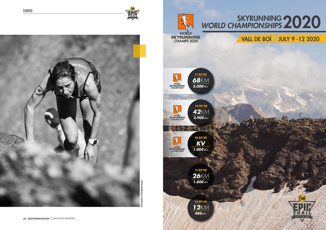 Buff Epic Trail. Skyrunning World Champs 2020 8