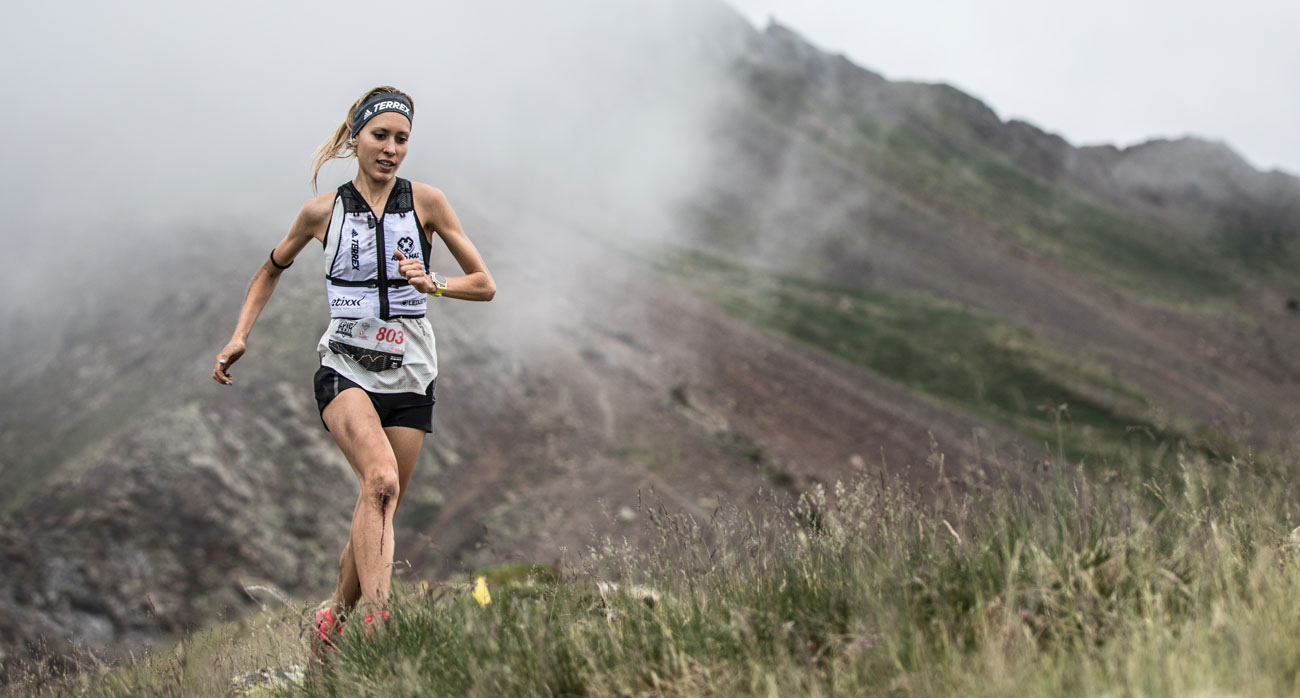 Buff Epic Trail. Skyrunning World Champs 2020
