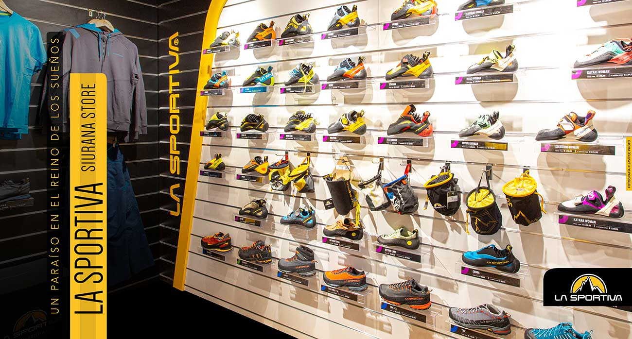 La Sportiva. Siurana Store