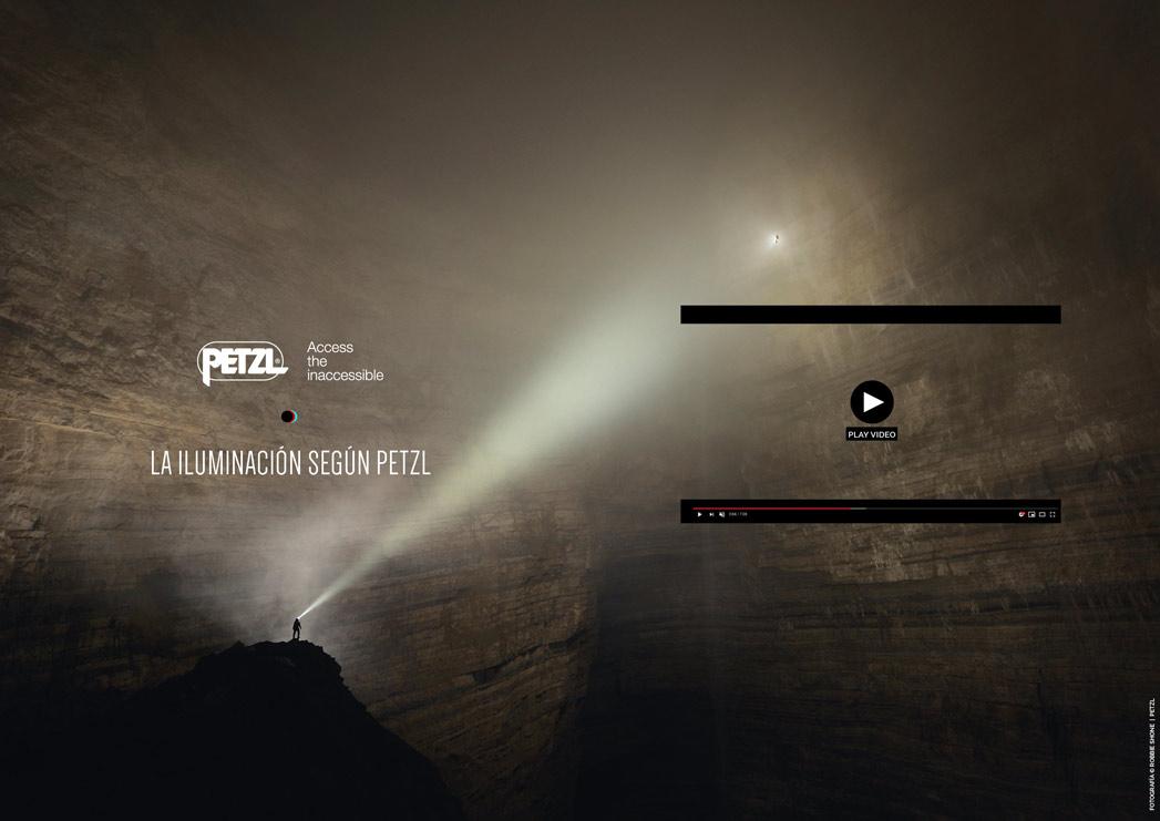 Iluminacion Petzl