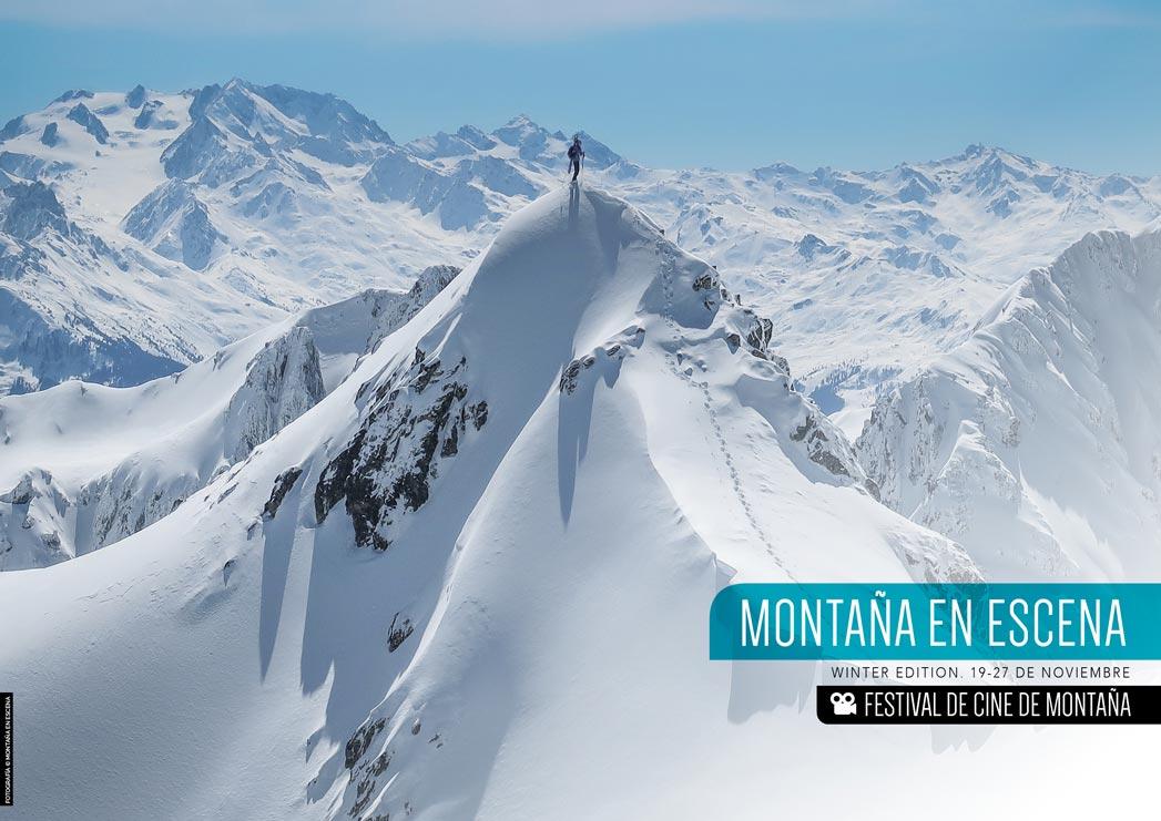 Montaña en Escena. Festival de Cine de Montaña. 1