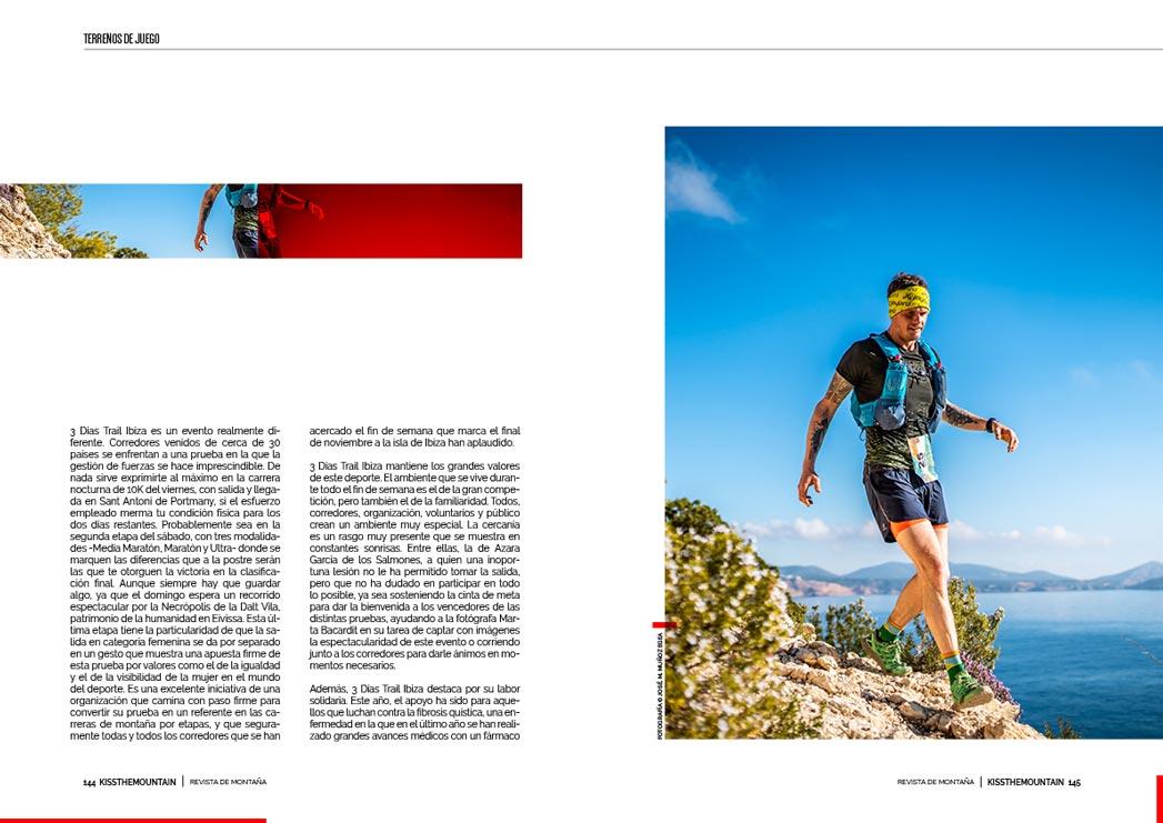 3 días Trail Ibiza 3