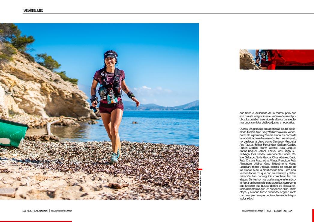 3 días Trail Ibiza 4