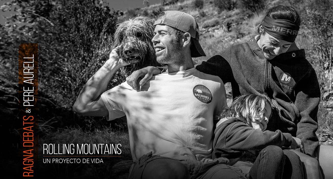 Ragna Debats. Rolling Mountains