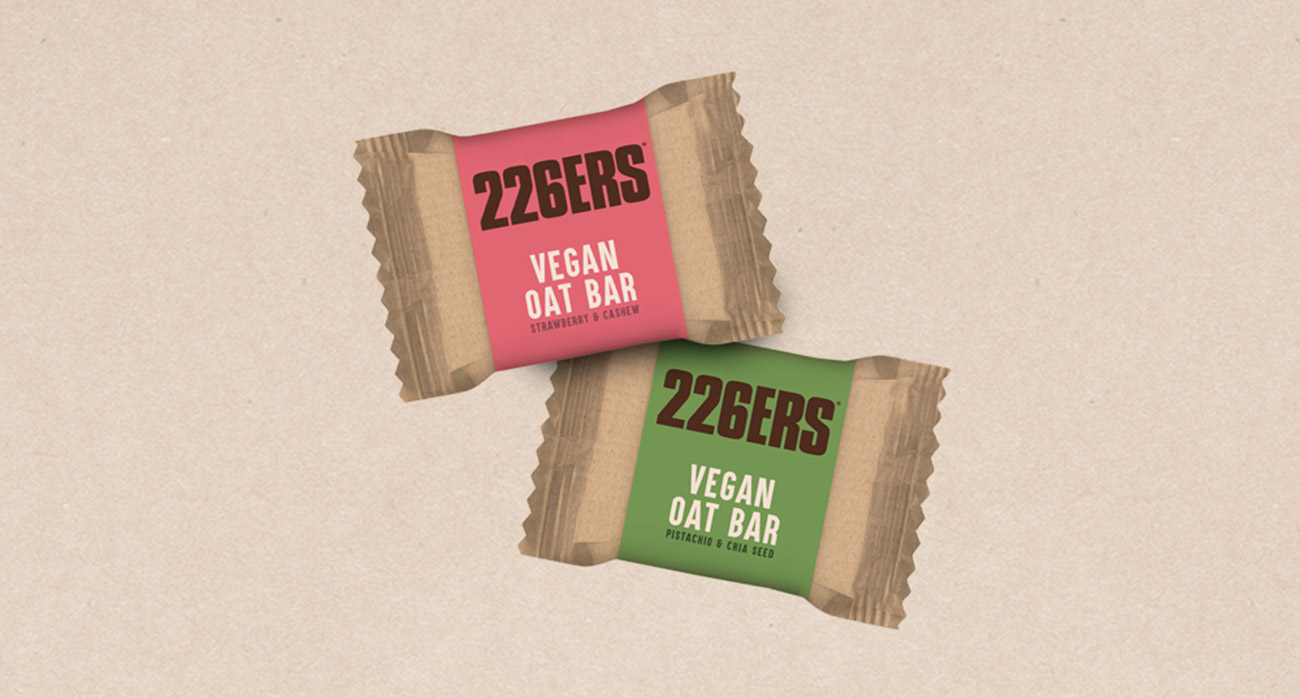 226ERS Vegan Oat Bar 1