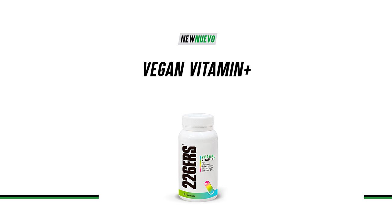 226ERS Vegan Vitamin +