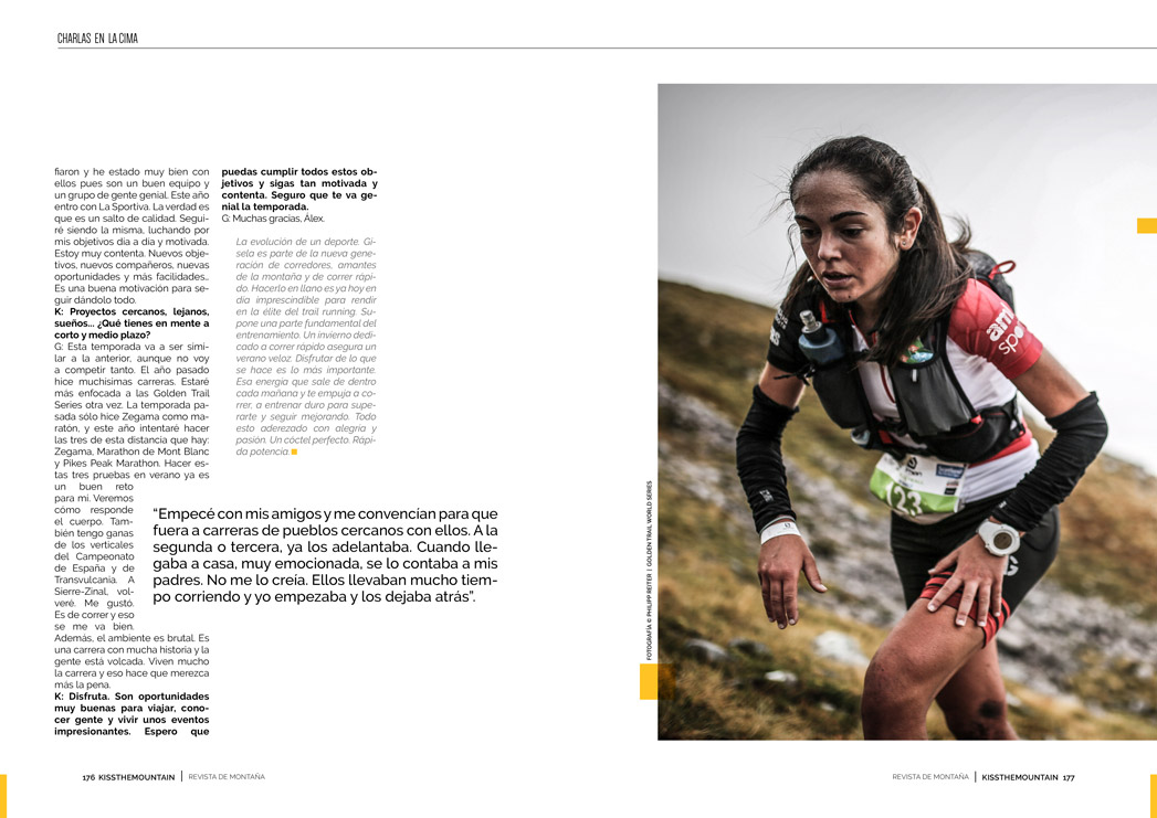 Gisela Carrión. Entrevista 6