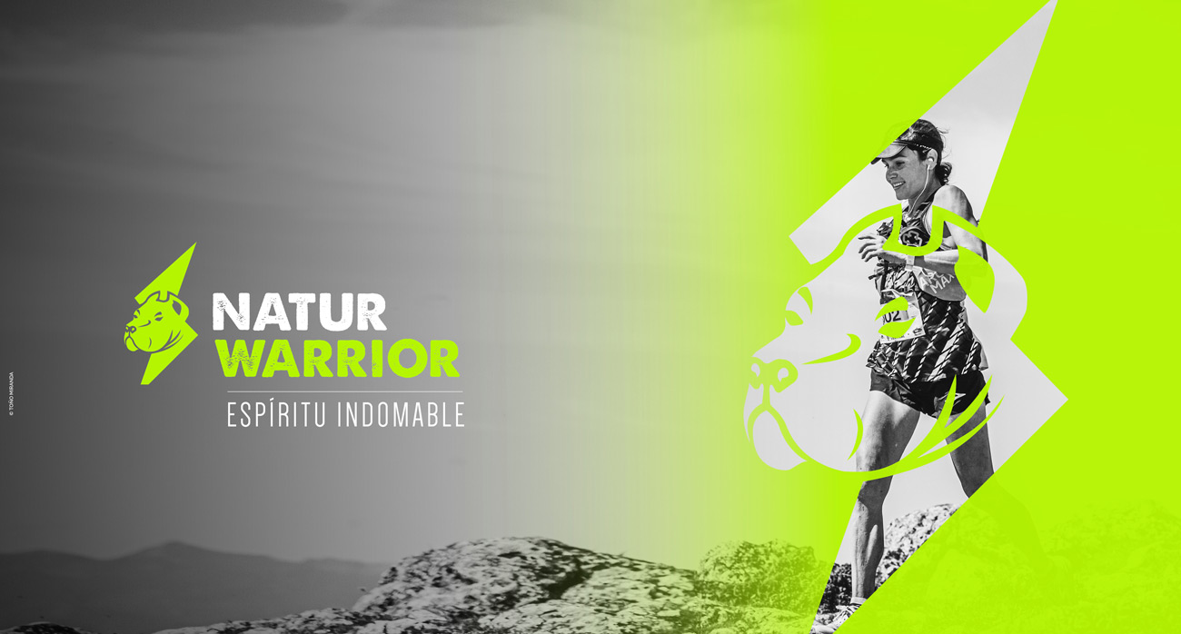 NaturWarrior hidratación y nutrición deportiva