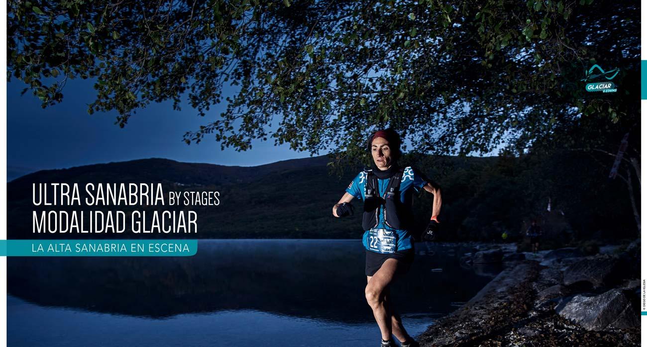 Ultra Sanabria by Stages, modalidad Glaciar. Carrera de trail running. Alta Sanabria