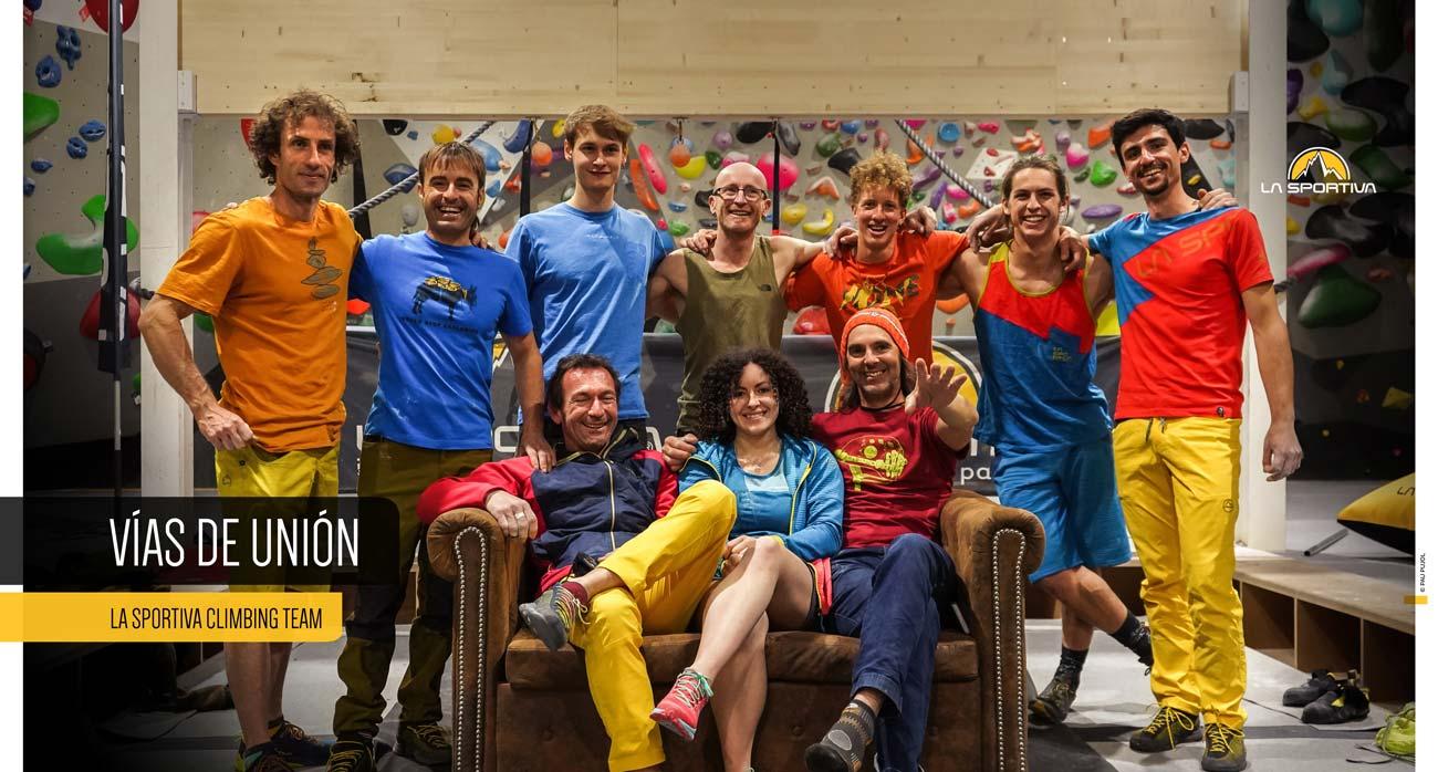 La Sportiva Climbing Team