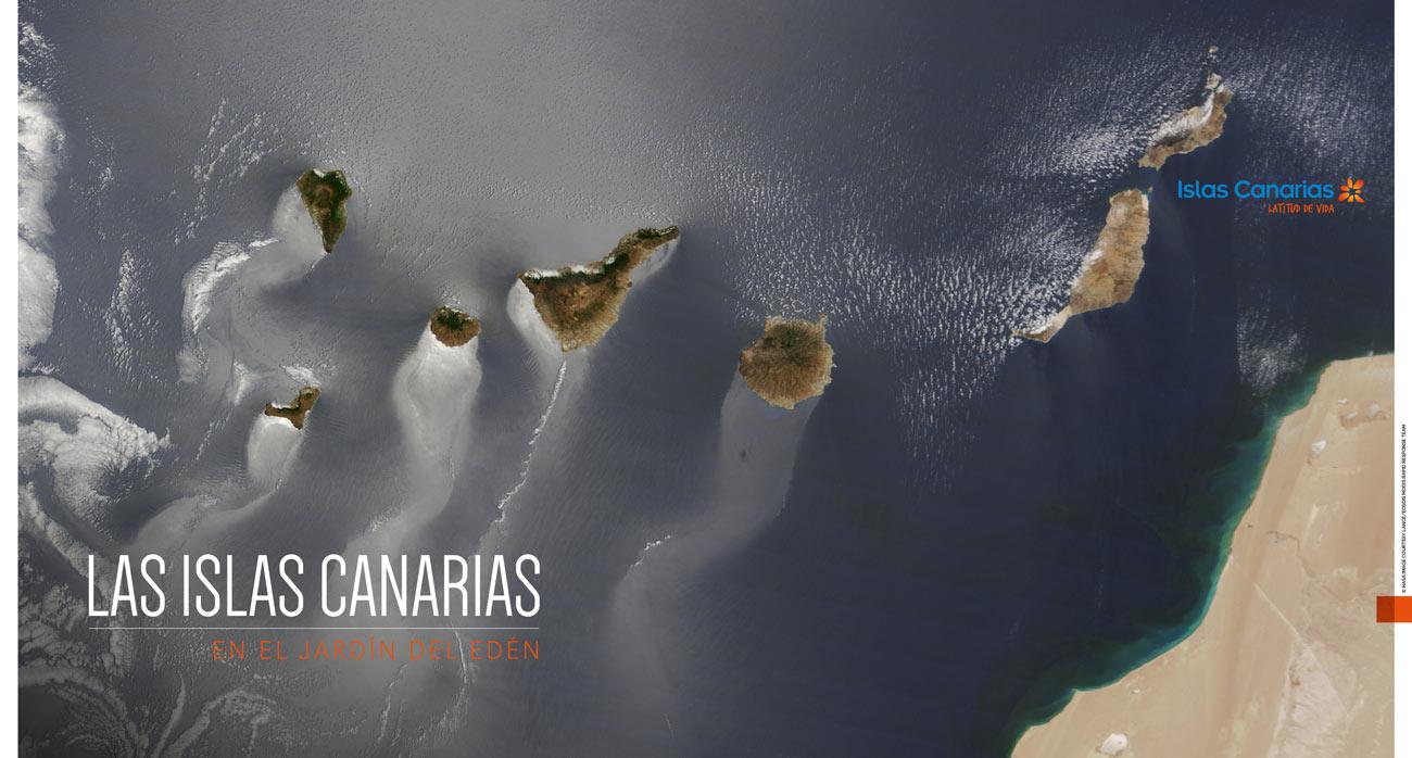 Las Islas Canarias. En el jardín del edén. Kissthemountain