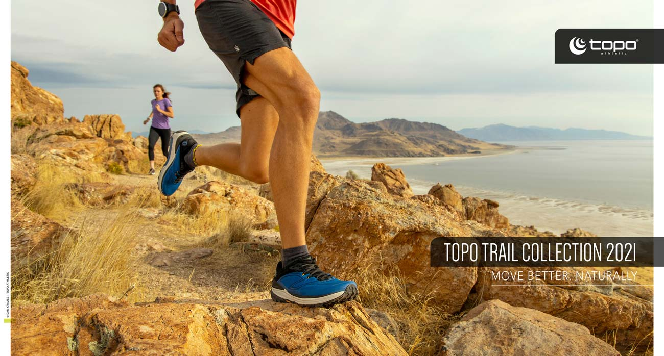 Topo Athletic. Trail Running Collection 2021