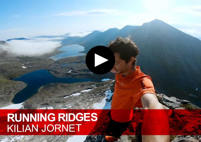 Running ridges. K. Jornet