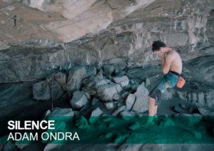 Adam Ondra. Silence