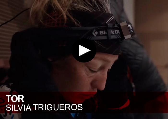 Tor des Geants. Silvia Trigueros