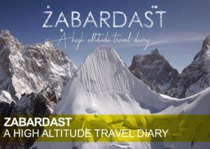 Zabardast A high altitude travel diary