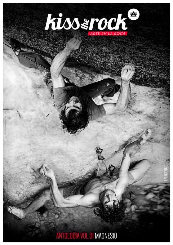 Adam Ondra-Chris SharmaPortada-Kisstherock-Vol-01-Magnesio