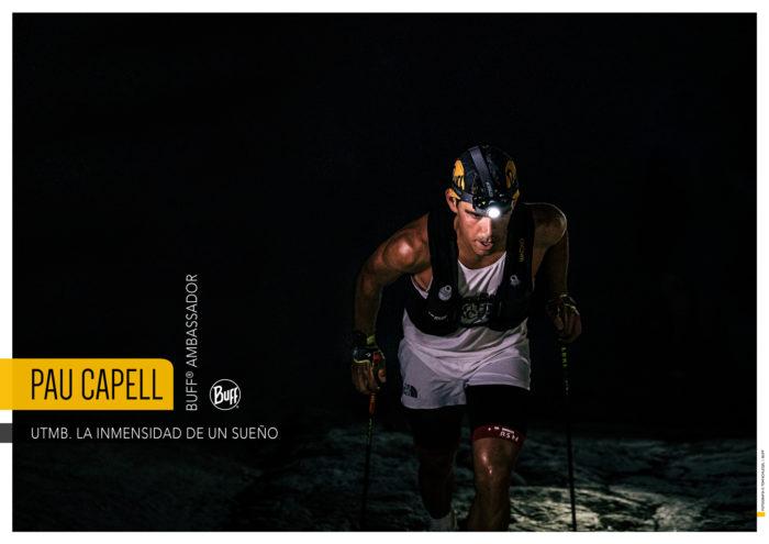 Pau Capell UTMB