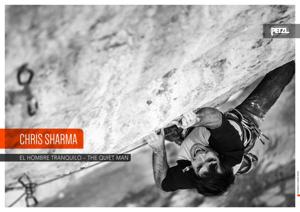 Chris Sharma El hombre tranquilo