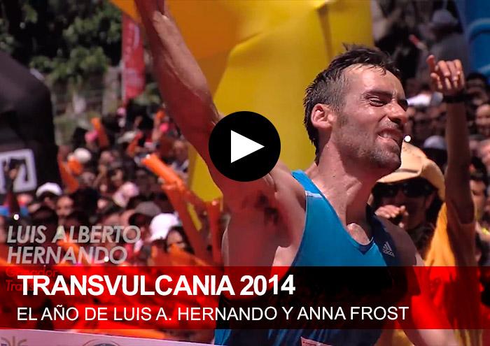 Transvulcania 2014