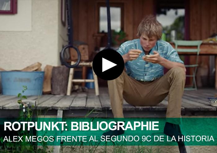 Alex Megos Bibliographie